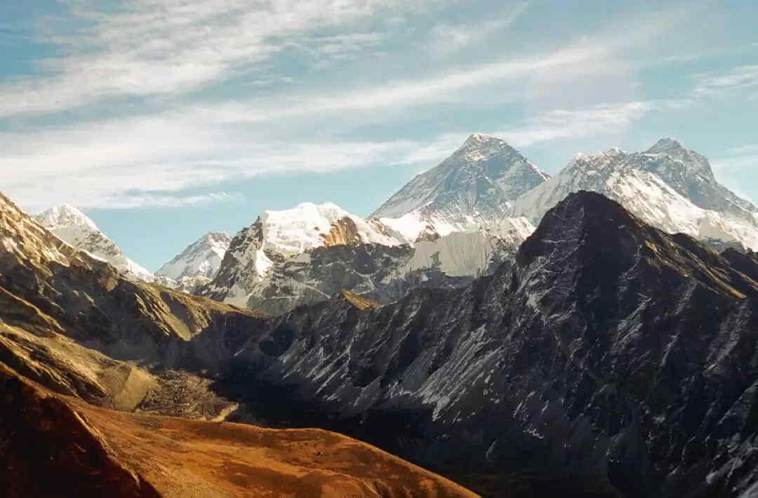 Everest Three Passes Trekking