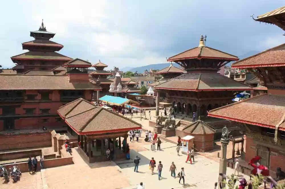 City of Temples- Kathmandu