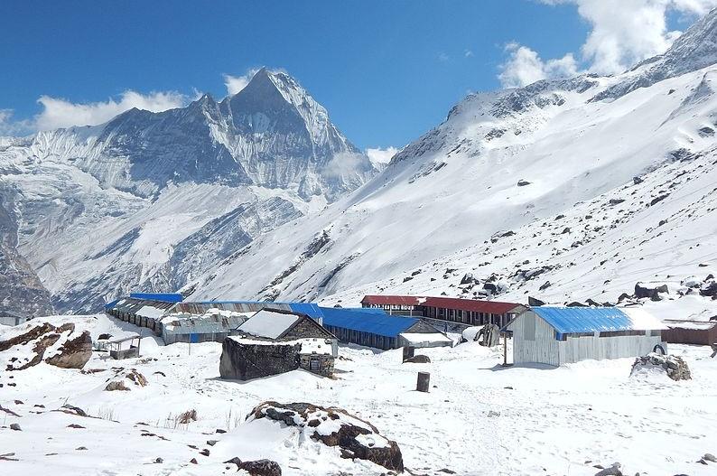 Annapurna Base Camp Trek via Poonhill